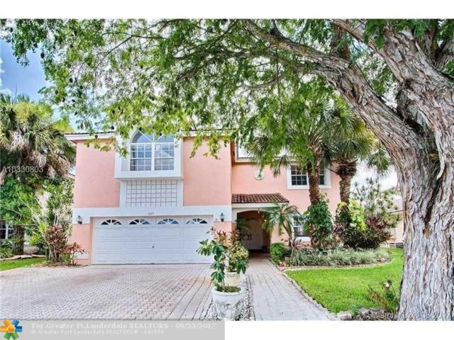 669 NW 133rd Way, Plantation, FL 33325 (MLS #F10086096) :: Green Realty Properties