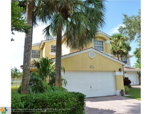 9805 Fairway Cove Ln, Plantation, FL 33324 (MLS #F10086110) :: Green Realty Properties