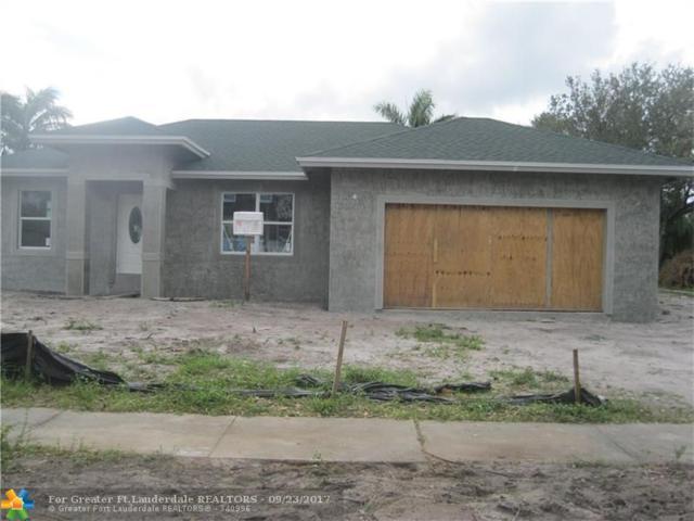 5180 SW 14th St, Plantation, FL 33317 (MLS #F10086118) :: Green Realty Properties