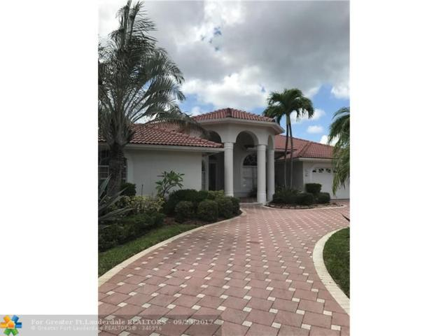 5150 Kensington Cir, Coral Springs, FL 33076 (MLS #F10086153) :: Green Realty Properties
