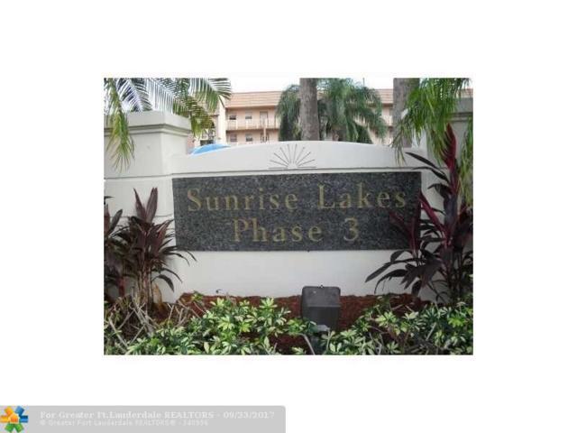 9261 Sunrise Lakes Blvd #210, Sunrise, FL 33322 (MLS #F10086190) :: Green Realty Properties