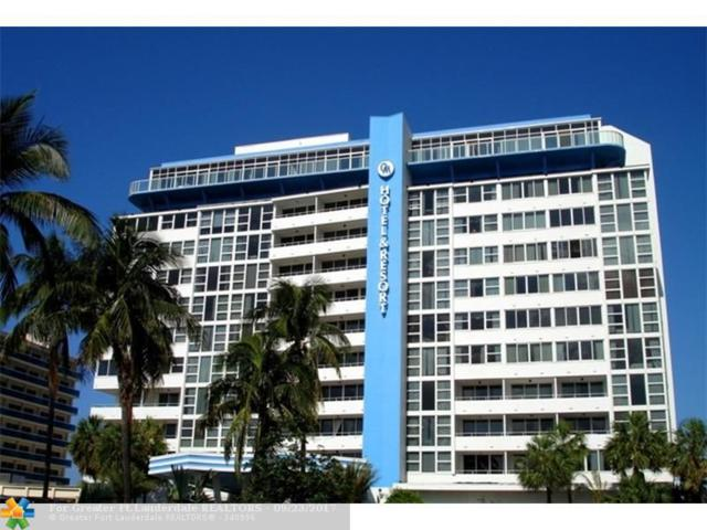4040 Galt Ocean Dr #1000, Fort Lauderdale, FL 33308 (MLS #F10086193) :: Green Realty Properties