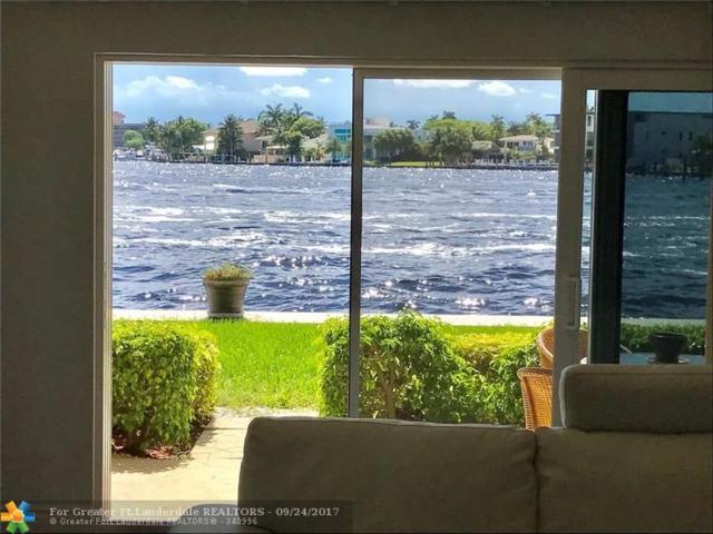 1201 S Riverside Dr #108, Pompano Beach, FL 33062 (MLS #F10086236) :: Green Realty Properties