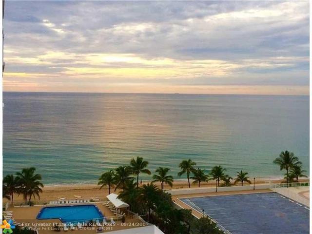 4010 Galt Ocean Dr #514, Fort Lauderdale, FL 33308 (MLS #F10086250) :: Green Realty Properties
