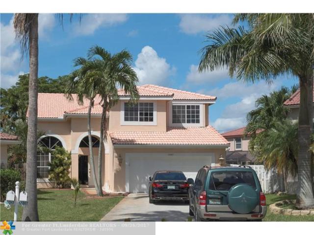 18307 SW 4th St, Pembroke Pines, FL 33029 (MLS #F10086511) :: Green Realty Properties