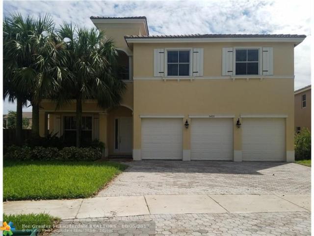 5420 SW 104th Ter, Cooper City, FL 33328 (MLS #F10086552) :: Green Realty Properties