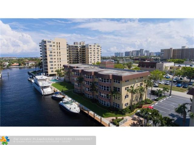 3121 NE 51st St #102, Fort Lauderdale, FL 33308 (MLS #F10086837) :: Green Realty Properties