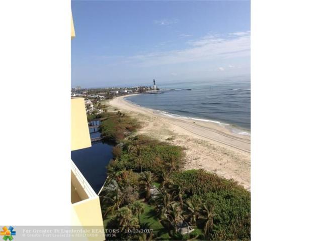 1610 N Ocean Blvd #1203, Pompano Beach, FL 33062 (MLS #F10086891) :: Green Realty Properties