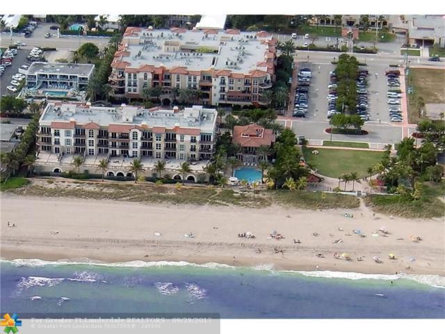 4445 El Mar Dr #2306, Lauderdale By The Sea, FL 33308 (MLS #F10086944) :: Green Realty Properties