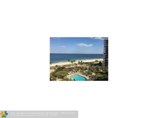 5100 N Ocean Blvd #1115, Lauderdale By The Sea, FL 33308 (MLS #F10087004) :: Green Realty Properties