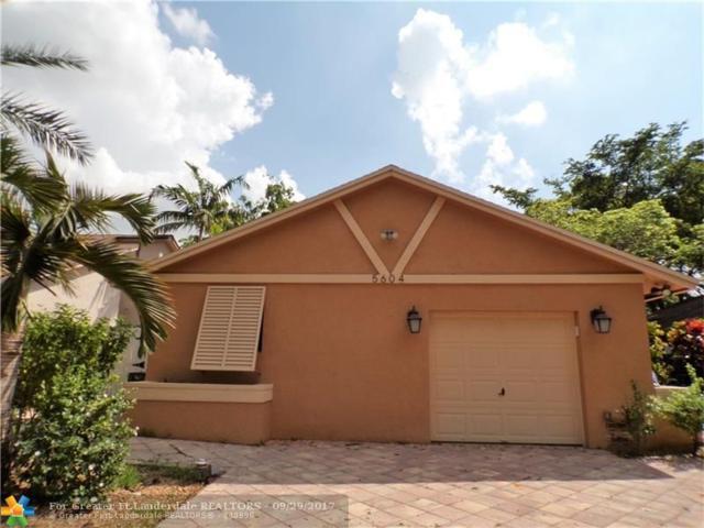 5604 SW 98th Way, Cooper City, FL 33328 (MLS #F10087025) :: Green Realty Properties