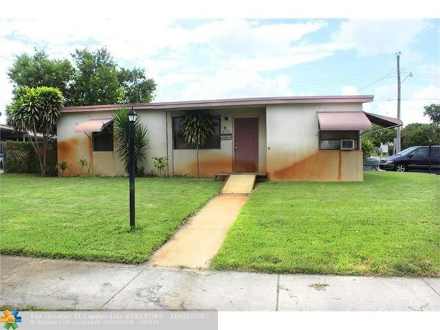 4141 NE 12th Ave, Pompano Beach, FL 33064 (MLS #F10087358) :: Green Realty Properties