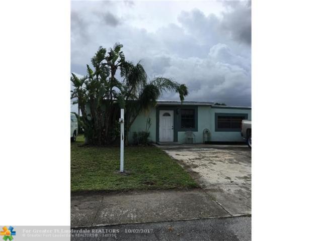 4500 SW 39th St, West Park, FL 33023 (MLS #F10087440) :: Green Realty Properties
