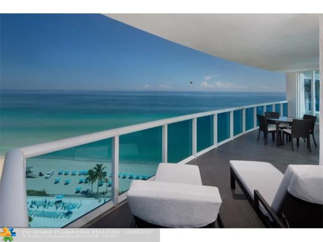 2711 S Ocean Dr #1502, Hollywood, FL 33019 (MLS #F10087685) :: Green Realty Properties