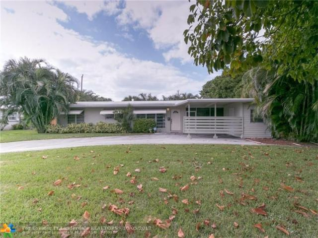 1211 NE 26th Ave, Pompano Beach, FL 33062 (MLS #F10087797) :: Green Realty Properties