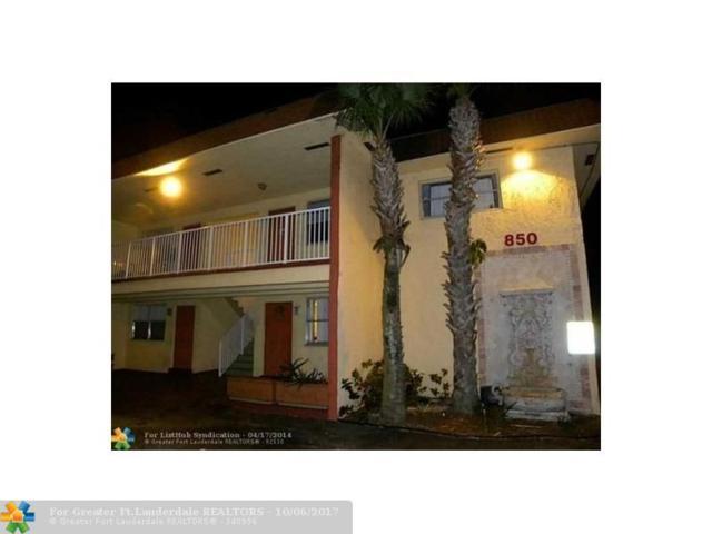 850 E Commercial Blvd 216B, Oakland Park, FL 33334 (MLS #F10088014) :: Green Realty Properties