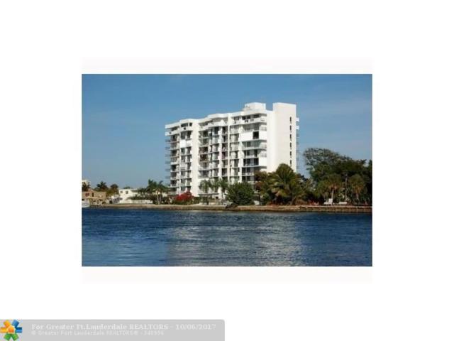 1609 N Riverside #304, Pompano Beach, FL 33062 (MLS #F10088205) :: Green Realty Properties