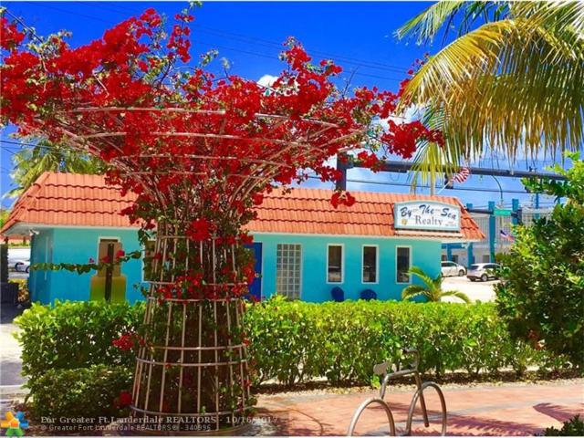 223 Commercial Blvd, Lauderdale By The Sea, FL 33308 (MLS #F10088653) :: Castelli Real Estate Services