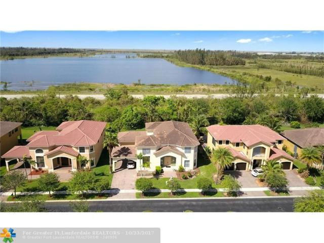 2086 SW 195th Ave, Miramar, FL 33029 (MLS #F10088730) :: Green Realty Properties