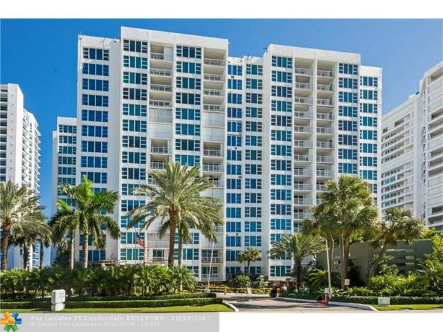 1620 S Ocean Blvd 7G, Lauderdale By The Sea, FL 33062 (MLS #F10088872) :: Castelli Real Estate Services