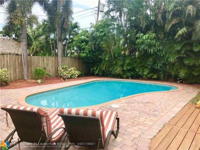 4750 NE 3rd Ter, Oakland Park, FL 33334 (MLS #F10088942) :: Green Realty Properties