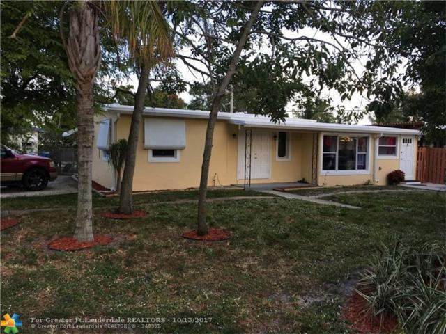 1960 NE 54th St, Pompano Beach, FL 33064 (MLS #F10089298) :: Green Realty Properties
