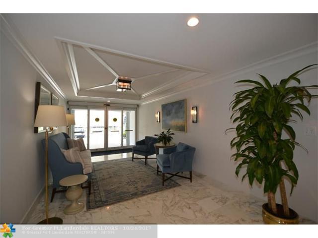 1750 S Ocean Ln #201, Fort Lauderdale, FL 33316 (MLS #F10089377) :: Green Realty Properties