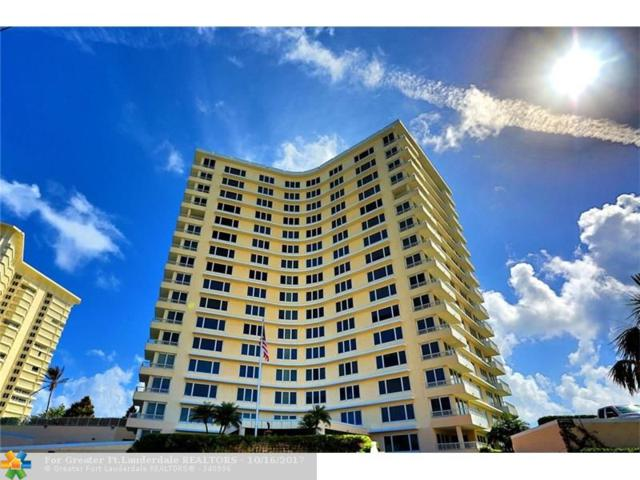 600 S Ocean Blvd #302, Boca Raton, FL 33432 (MLS #F10089563) :: Green Realty Properties