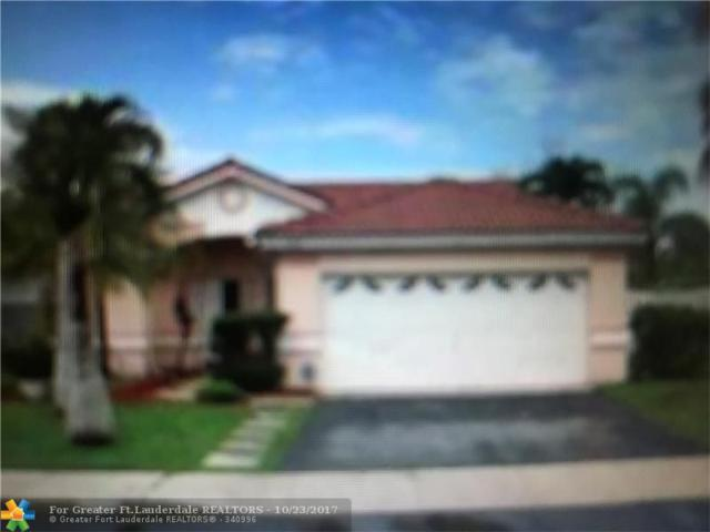 1484 NW 129th Way, Sunrise, FL 33323 (MLS #F10089600) :: Castelli Real Estate Services