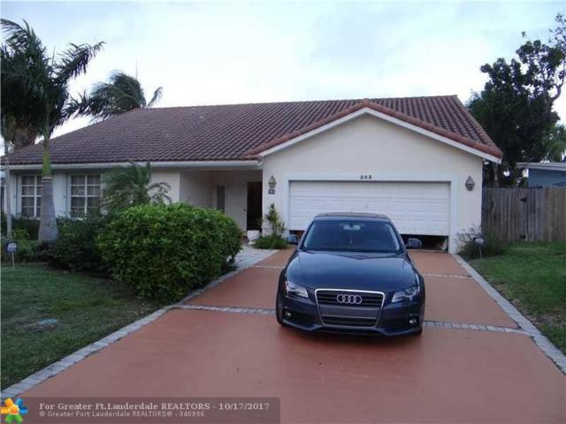 263 Hibiscus Ave, Lauderdale By The Sea, FL 33308 (MLS #F10089745) :: Castelli Real Estate Services