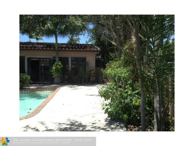 1529 NE 28th Dr, Wilton Manors, FL 33334 (MLS #F10089792) :: Castelli Real Estate Services