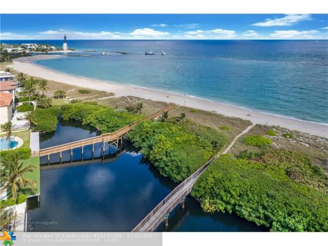 1778 Bay Dr #1778, Pompano Beach, FL 33062 (MLS #F10090010) :: Green Realty Properties