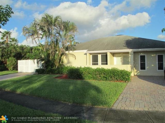4956 SW 94th Ter, Cooper City, FL 33328 (MLS #F10090130) :: Green Realty Properties