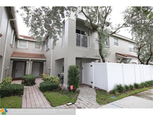 5459 SW 125th Ter #5459, Miramar, FL 33027 (MLS #F10090169) :: Green Realty Properties