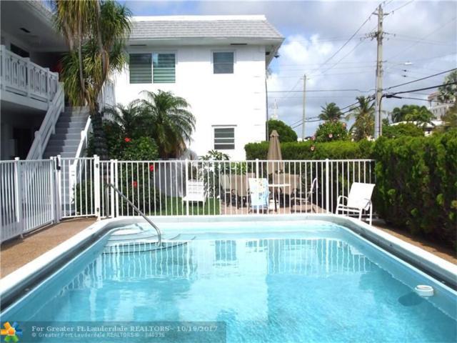 555 Orton Avenue #2, Fort Lauderdale, FL 33304 (MLS #F10090205) :: Green Realty Properties