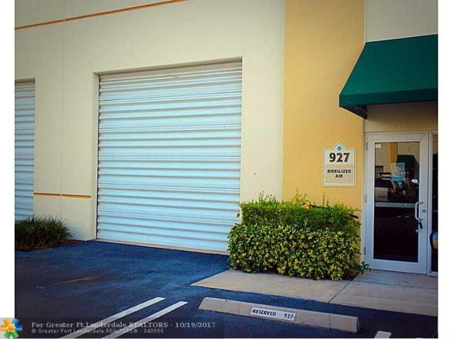927 NW 31ST AVE, Pompano Beach, FL 33069 (MLS #F10090256) :: Green Realty Properties