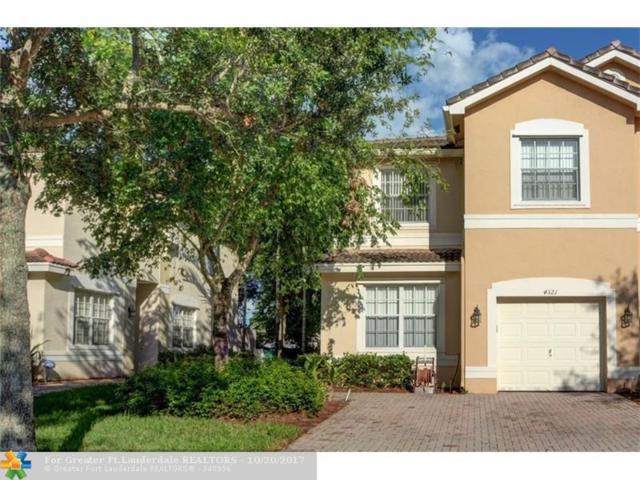 4321 SW 124th Way #4321, Miramar, FL 33027 (MLS #F10090363) :: Green Realty Properties
