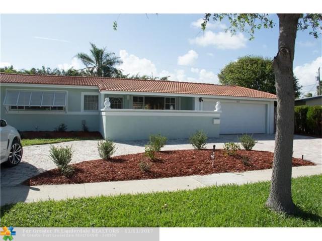 5021 NE 23rd Ter, Lighthouse Point, FL 33064 (MLS #F10090509) :: Castelli Real Estate Services