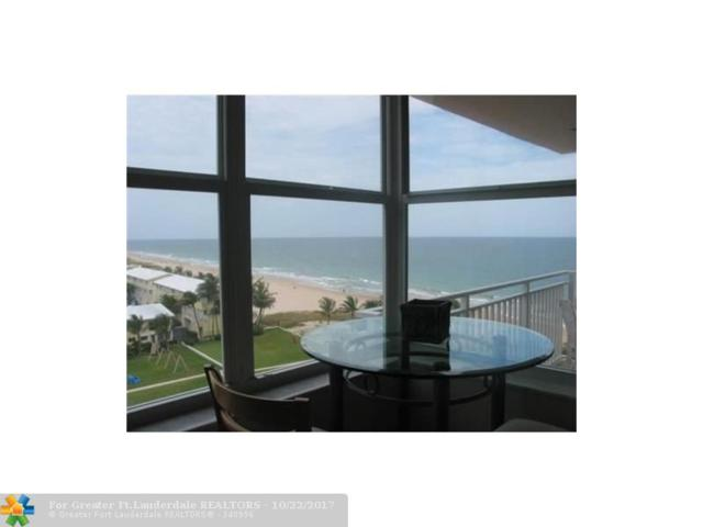 5200 N Ocean Blvd #804, Lauderdale By The Sea, FL 33308 (MLS #F10090539) :: Castelli Real Estate Services