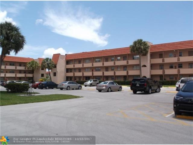 2721 N Pine Island Rd #106, Sunrise, FL 33322 (MLS #F10090648) :: Castelli Real Estate Services