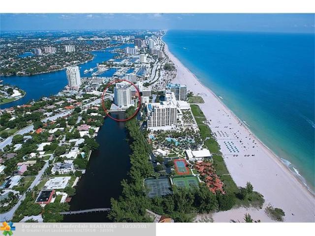 3000 Holiday Dr #706, Fort Lauderdale, FL 33316 (MLS #F10090651) :: Castelli Real Estate Services