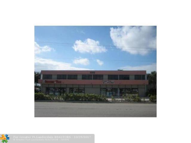 1000 E Atlantic Blvd, Pompano Beach, FL 33060 (MLS #F10091606) :: Patty Accorto Team