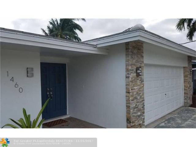 1460 NE 57, Fort Lauderdale, FL 33334 (MLS #F10093400) :: Green Realty Properties