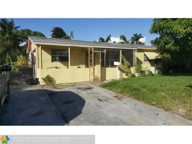 791 NW 38th St, Oakland Park, FL 33309 (MLS #F10093611) :: Castelli Real Estate Services