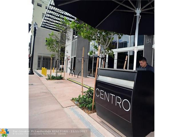 151 SE 1st St #507, Miami, FL 33131 (MLS #F10093671) :: Green Realty Properties