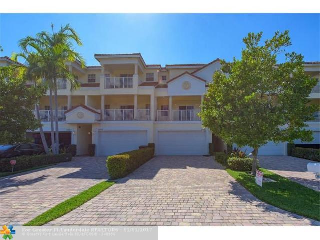 3867 NE 22nd Way #4, Lighthouse Point, FL 33064 (MLS #F10093678) :: Castelli Real Estate Services