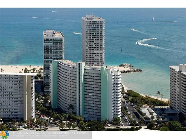 2000 S Ocean Dr #1707, Fort Lauderdale, FL 33316 (MLS #F10094164) :: Castelli Real Estate Services
