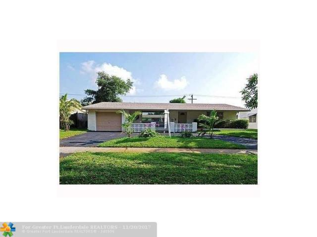 4721 W Park Rd, Hollywood, FL 33021 (MLS #F10094308) :: Green Realty Properties