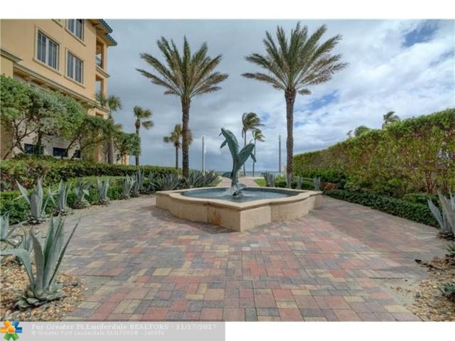 3501 N Ocean Dr 6C, Hollywood, FL 33019 (MLS #F10094359) :: Green Realty Properties
