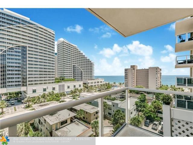 336 N Birch Rd 9D, Fort Lauderdale, FL 33304 (MLS #F10094365) :: Green Realty Properties